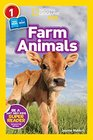 National Geographic Readers Farm Animals