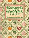 Holidays in Cross Stitch 1987