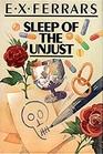 Sleep of the Unjust