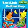 Bert's Little Bedtime Story (Sesame Street)