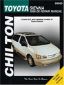 Toyota Sienna 1998 thru 2006