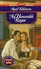 An Honorable Rogue (Westcotts, Bk 3) (Signet Regency Romance)