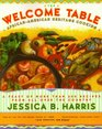The WELCOME TABLE  African-American Heritage Cooking