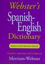 Webster's Spanish-English Dictionary - Features Latin-American Spanish