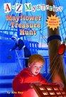 Mayflower Treasure Hunt (A to Z Mysteries Super Edition, Bk 2)
