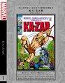 Marvel Masterworks Ka-Zar - Volume 1