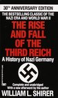The Rise and Fall of the Third Reich  A History of Nazi Germany