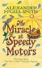 The Miracle at Speedy Motors (No. 1 Ladies' Detective Agency, Bk 9)
