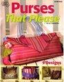 Purses That Please