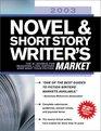 2003 Novel  Short Story Writer's Market
