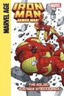 Iron Man and the Armor Wars 4: The Golden Avenger Strikes Back