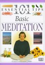 101 Essential Tips Basic Meditation