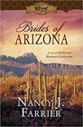 Brides of Arizona 3-in-1 Historical Romance Collection