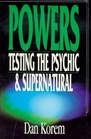 Powers Testing the Psychic and Supernatural