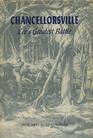 Chancellorsville Lee's Greatest Battle