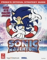 Sonic Adventure Prima's Official Strategy Guide