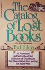 Ft-Catalog Lost Books