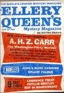 Ellery Queen's Mystery Magazine July 1964