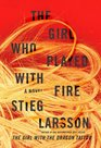 The Girl Who Played With Fire (Audio CD) (Unabridged)