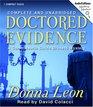 Doctored Evidence (Guido Brunetti, Bk 13) (Audio CD) (Unabridged)