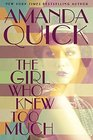 The Girl Who Knew Too Much (Burning Cove, Bk 1)
