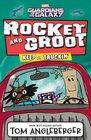 Marvel Rocket and Groot Keep on Truckin'