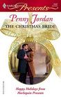 The Christmas Bride (Dinner at 8) (Harlequin Presents, No 2587)