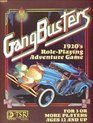 Gangbusters 1920's RolePlaying