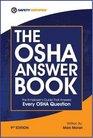 The OSHA Answer Book 9th Edition
