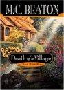 Death of a Village (Hamish MacBeth, Bk 19)