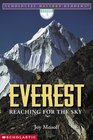 Everest Reaching for the Sky
