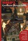 Harrap's German Phrasebook