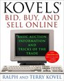 Kovels' Bid Buy and Sell Online  Basic Auction Information and Tricks of the Trade
