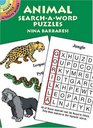 Animal Search-a-Word Puzzles (Activity Books, Mazes, Puzzies)