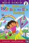 Dora and the Rainbow Kite Festival