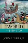 The World from 1450 to 1700 (New Oxford World History)
