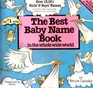 The Best Name Book in the Whole Wide World