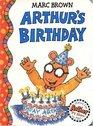 Arthur's Birthday : An Arthur Adventure (Arthur Adventures Series)