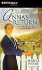 Anna\'s Return (Pleasant Valley Series)