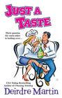 Just a Taste (New York Blades, Bk 6)