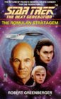 The Romulan Stratagem (Star Trek The Next Generation, No 35)