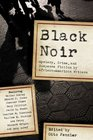 Black Noir Mystery Crime and Suspense Stories by African-American Writers
