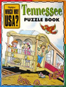 Highlights' Which Way USA? Tennessee Puzzle Book
