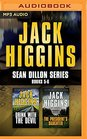 Jack Higgins - Sean Dillon Series Books 5-6 Drink with the Devil The Presidents Daughter