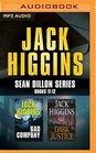 Jack Higgins  Sean Dillon Series Books 1112 Bad Company Dark Justice