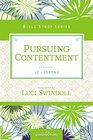 Pursuing Contentment