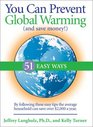You Can Prevent Global Warming  51 Easy Ways