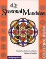 42 Seasonal Mandalas Coloring Book