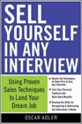 How to Sell Yourself on an Interview