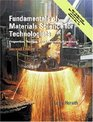 Fundamentals of Materials Science for Technologists Properties Testing and Laboratory Exercises